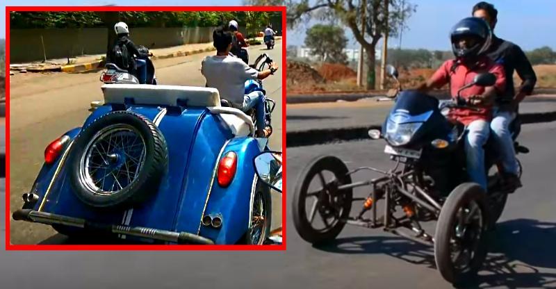 Bajaj Avenger से Honda Unicorn तक, इंडिया की Customized Trikes