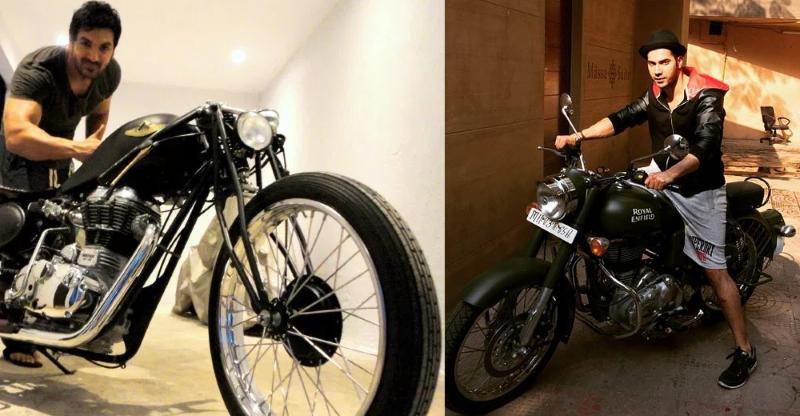 Ranveer Singh से Kapoor तक; 10 युवा Bollywood Stars और उनकी Motorcycles