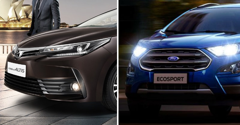 Innova Crysta से Endeavour तक, Toyota और Ford पर BIG March Discounts