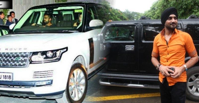 विराट कोहली से धोनी तक – टॉप इंडियन क्रिकेटर और उनकी बड़ी SUVs
