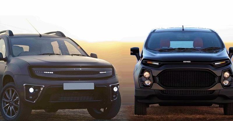 Maruti Brezza से Hyundai Creta तक, DC Design द्वारा Modified Compact SUVs