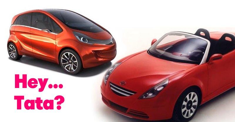 Tata Motors के 10 Concept जो लोगों ने भुला दिए