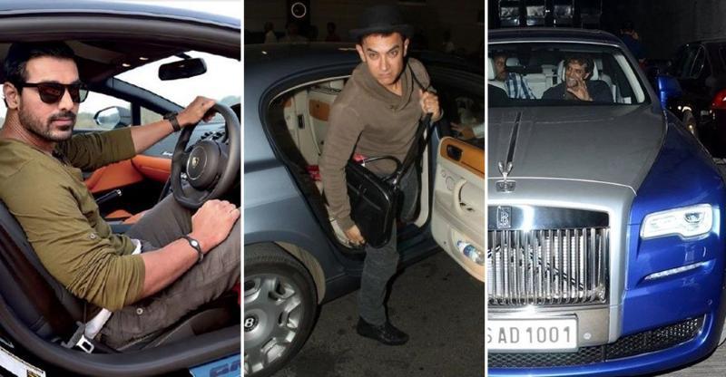 Aamir Khan की Bentley से Akshay Kumar की Rolls Royce तक; Bollywood स्टार्स की महंगी कार्स
