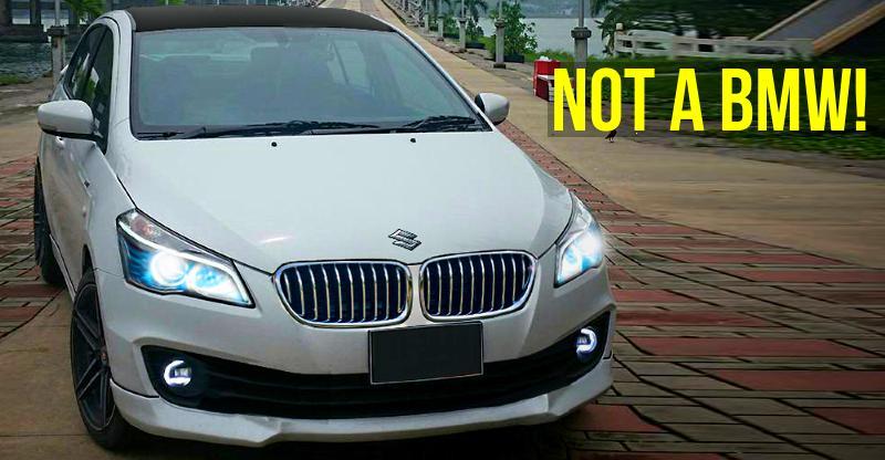ये Maruti Ciaz मॉडिफिकेशन्स Mercedes, Audi, BMW जैसा दिखना चाहते हैं!