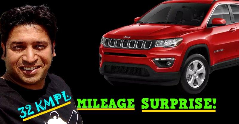 कैसे एक Jeep Compass Diesel दे सकती है 32 किमी/लीटर का माइलेज! पढ़ें डिटेल्स…