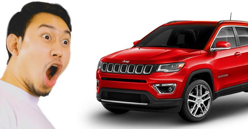 Jeep Compass SUV पर मिल रहा है रु. 1.5 लाख का प्राइस रिडक्शन ऑफर: जानिये क्यों?