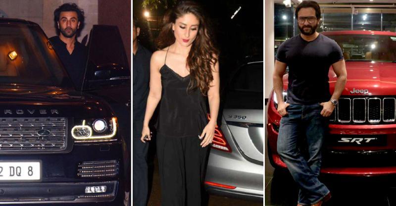 Ranbir Kapoor की Range Rover से Kareena Kapoor की Mercedes S-Class तक; Kapoor खानदान की लक्ज़री कार्स