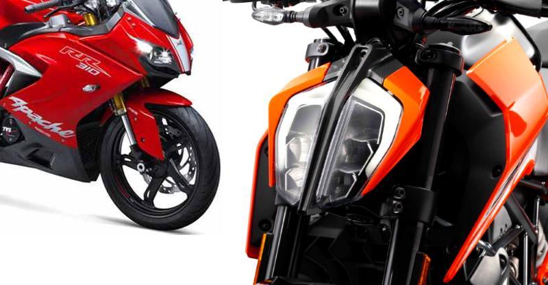 Honda Hornet से Yamaha FZ25 तक; फुल-LED हेडलैंप वाले 5 किफायती मोटरसाइकिल्स