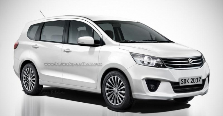 2018 Maruti Suzuki Ertiga MPV के इंडिया लॉन्च टाइमलाइन हुई रिवील, पढ़िए डिटेल्स…