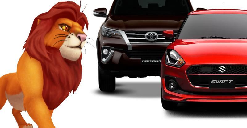 Maruti Swift से Toyota Fortuner तक, सबसे ज्यादा माइलेज वाली कार्स की लिस्ट…