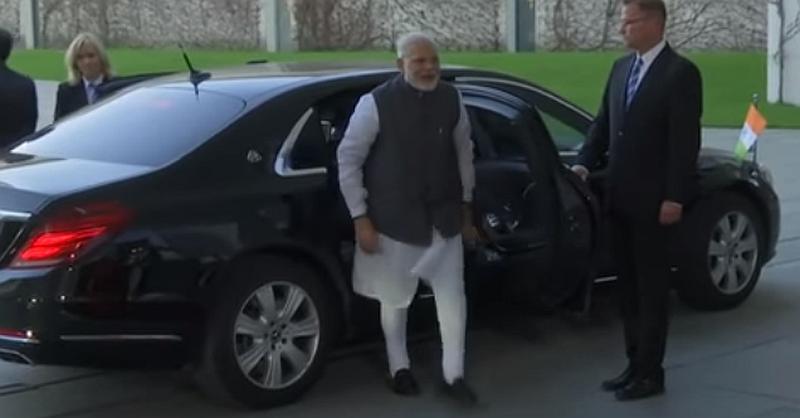 प्रधानमंत्री Narendra Modi को भी पसंद है Mercedes-Maybach S600