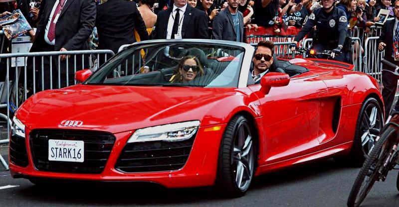 Avengers के Robert 'Iron Man' Downey Jr के गेराज में हैं ये एक्सोटिक कार्स…