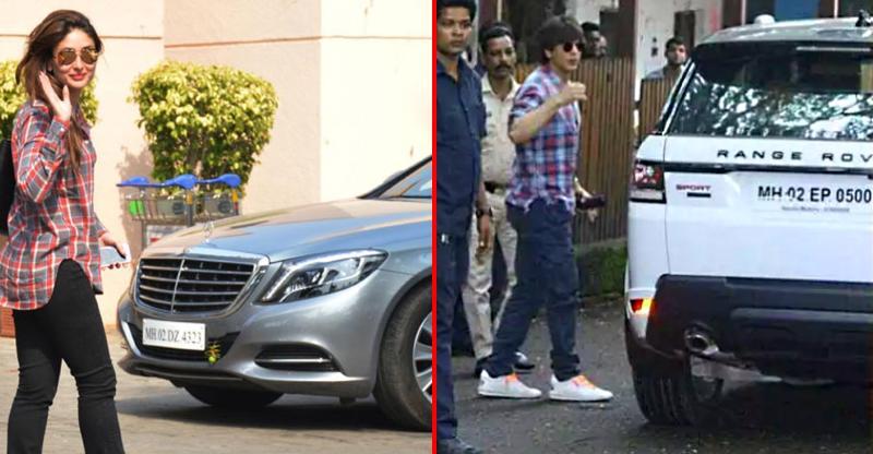 Ranveer Singh से Shahrukh Khan सेलेब्रिटीज़ की नयी कार्स और SUVs