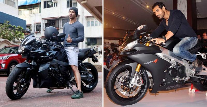 Salman Khan से John Abraham तक; बॉलीवुड स्टार्स चलाते हैं इन Superbikes को!