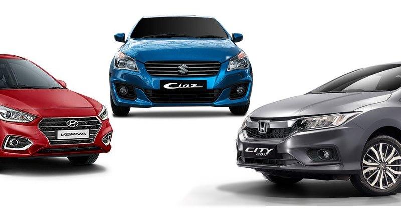 Maruti Suzuki Ciaz या Honda City या Hyundai Verna: कौन सी कार आपके लिए फिट है?
