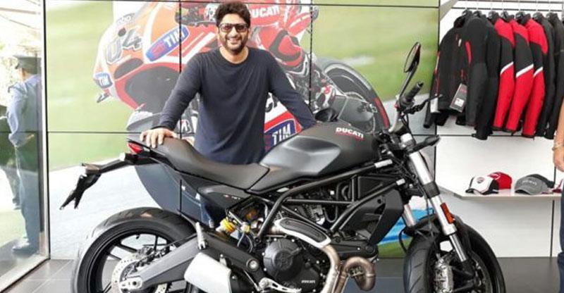 Munna Bhai MBBS के 'Circuit' ने खरीदी अपने लिए Ducati Monster 797!