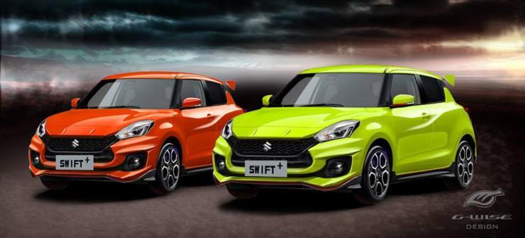 2018 Maruti Suzuki Swift का ये मॉडिफिकेशन इसे और अग्रेसिव बनाता है, देखें रेंडर