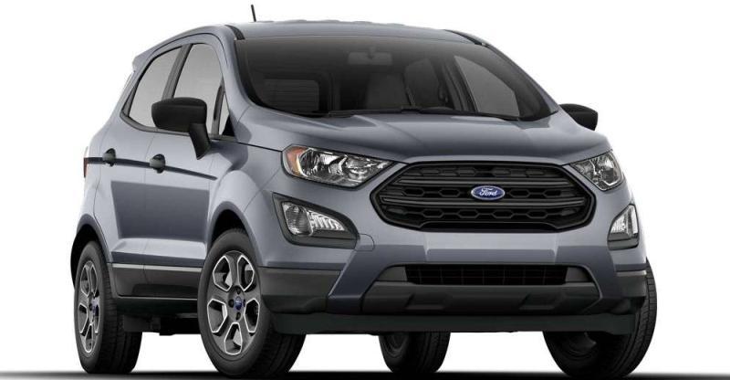 Ford EcoSport का नया अवतार : EcoSport S Titanium सनरूफ के साथ