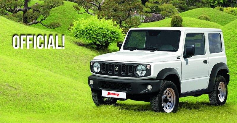 Maruti Gypsy की जगह लेगी Suzuki Jimny, पेश हैं डिटेल्स और फोटोज़!