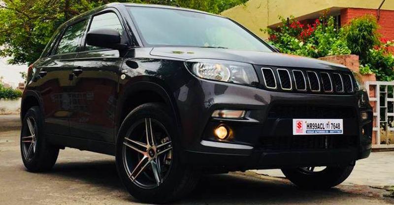 ये Maruti Vitara Brezza आखिर Jeep Compass SUV के जैसी कैसे दिख रही है…?