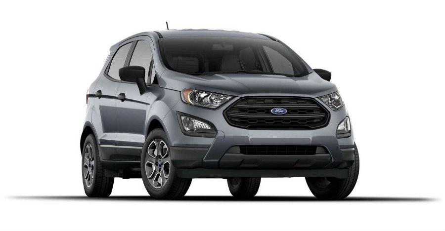 लॉन्च से पहले पेश हैं Ford EcoSport Titanium S और Signature Edition के फ़ोटोज़