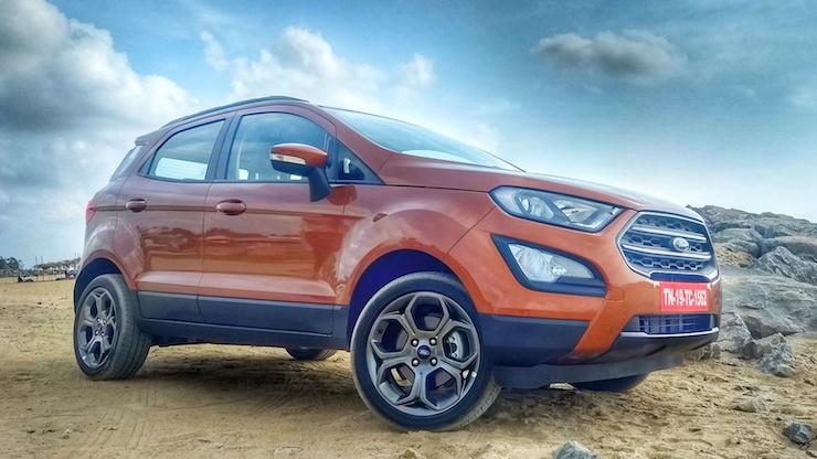 Ford EcoSport के लिए ब्रांड के लॉन्च की नयी एक्सेसरीज़ की रेंज