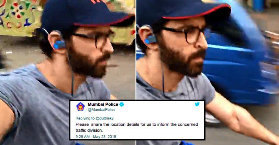 #HumFitTohIndiaFit फिटनेस विडियो बनाने चले Hrithik Roshan हुए बुरी तरह से ट्रोल