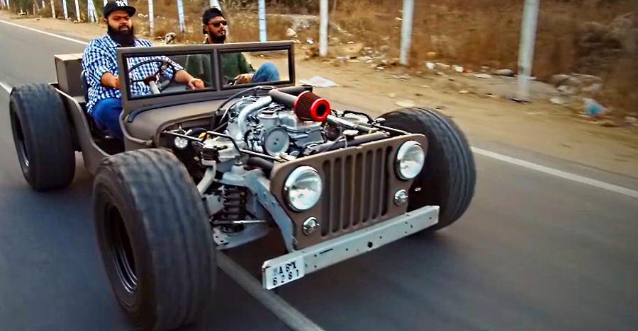 पेश हैं इंडिया की 5 मॉडिफाइड Jeeps जिन्हें बेहतरीन रूप से मॉडिफाई किया गया है