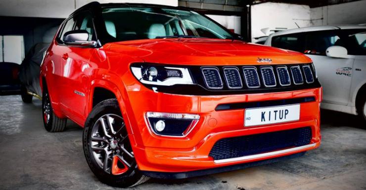 इंडिया की 5 बेहतरीन मॉडिफाइड Jeep Compass SUVs