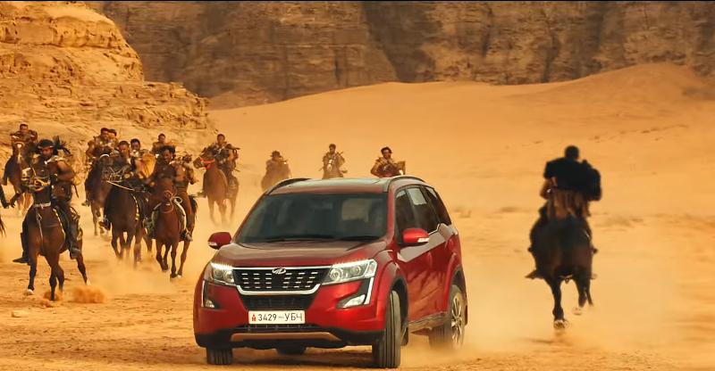 Mahindra XUV500 SUV फेसलिफ्ट; पेश हैं डिटेल्स और नया टीवी कमर्शियल [वीडियो]