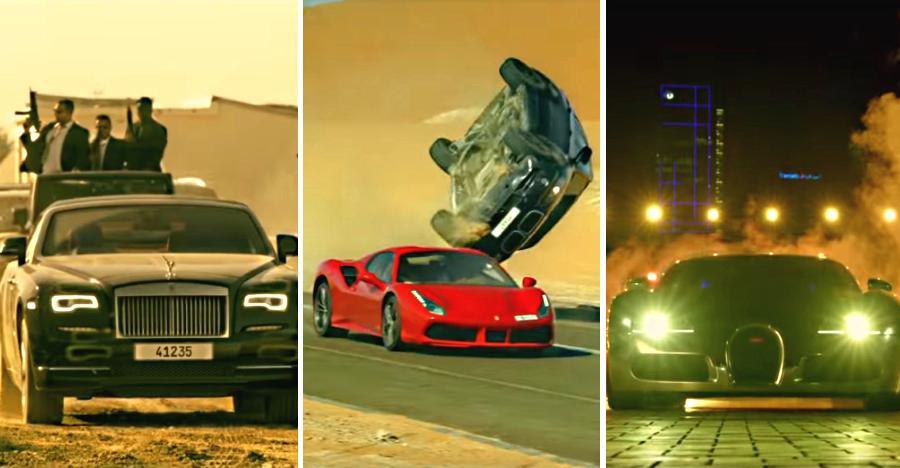 Race 3 के ट्रेलर में क्या आपने इन कार्स और बाइक्स पर ध्यान दिया?