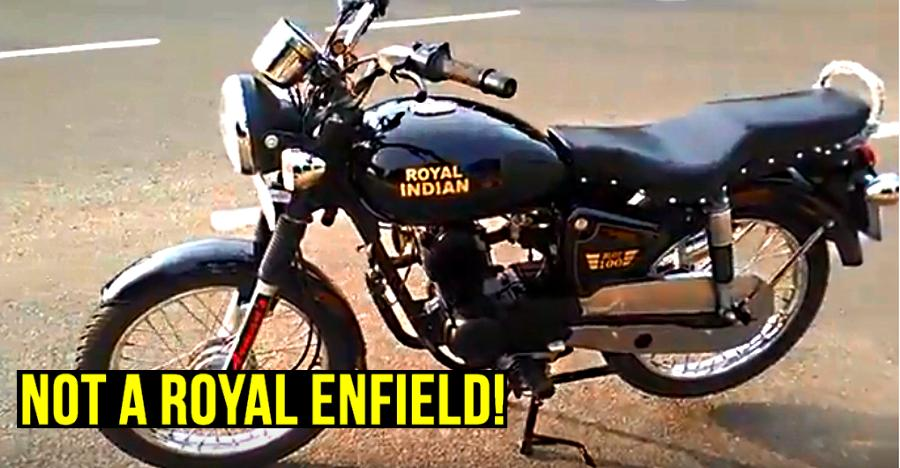 क्या ये वाकई में असली 100 सीसी वाली Royal Enfield Bullet है?