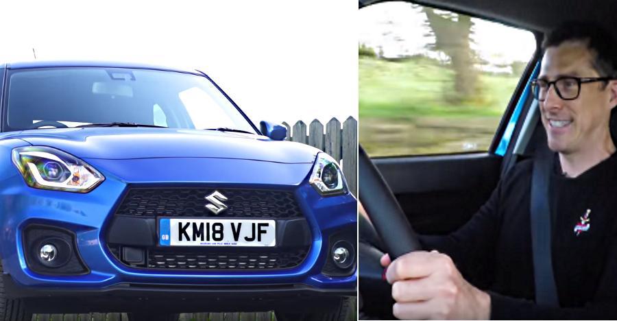 UK के रीव्यूर ने बांधे Maruti Suzuki Swift Sport के तारीफ़ के पुल!