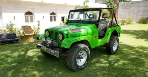 पेश है खूबसूरती से रीस्टोर की हुई Willys Jeep, जिसे आप भी खरीद सकते हैं!