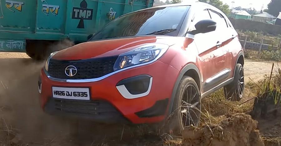 क्या कॉम्पैक्ट SUV Tata Nexon ऑफ-रोडिंग कर पाने में सक्षम है?