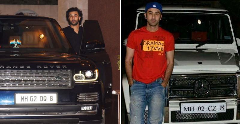 Range Rover Vogue से Audi R8 तक; Ranbir Kapoor की 5 तेज़-तर्रार कार्स