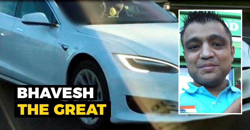 UK में भारतीय पर Tesla ऑटोपायलट पर चलाने पर लगा प्रतिबंध