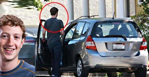 Mark Zuckerberg या Warren Buffet जैसे दुनिया के सबसे अमीर लोग जो चलाते हैं आम लोगों की कार्स