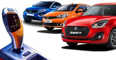 6 कारण की आपको Maruti Swift, Tata Tiago जैसी AMT कार्स क्यों खरीदनी चाहिए!