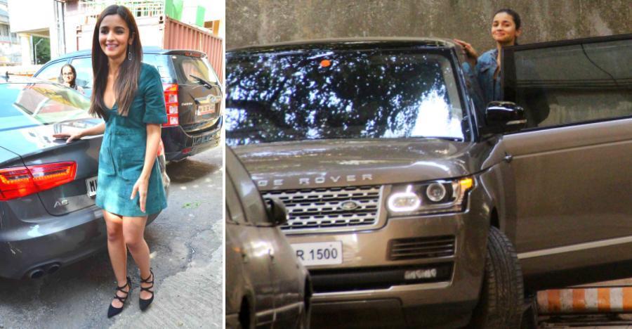 Range Rover से लेकर BMW 7-Series तक; Alia Bhatt को पसंद है ये लक्ज़री कार्स