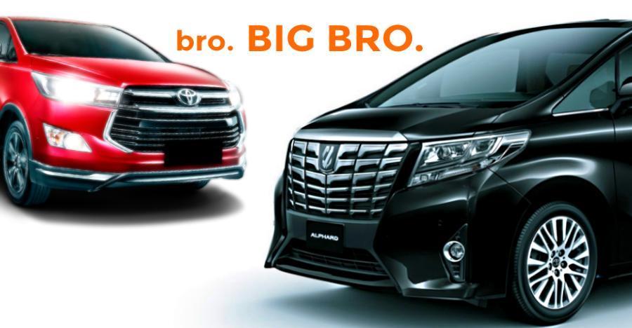 Innova का बड़ा भाई Toyota Alphard अब शायद इंडिया आ सकता है!