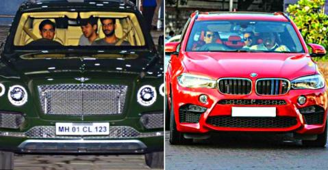 Ambani की Bentley Bentayga से Sachin Tendulkar की BMW X5M तक; भारत की 10 महंगी SUVs और उनके 'महंगे' मालिक