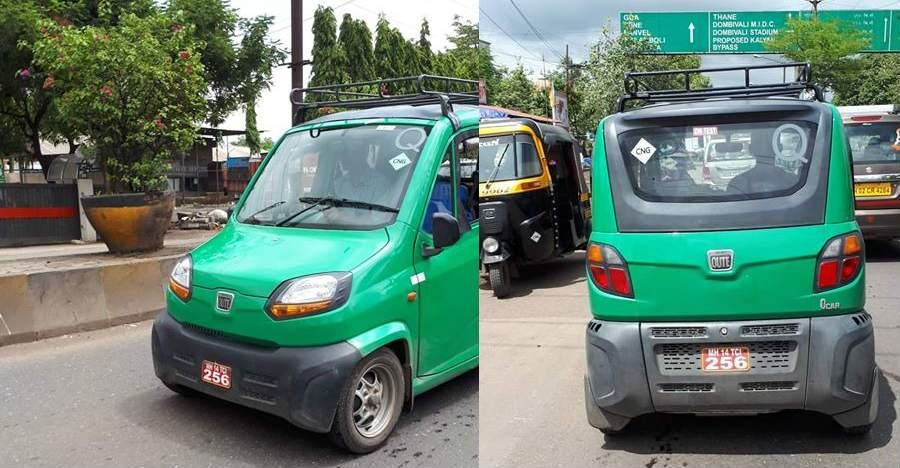 Bajaj Qute को मिला परमिट, अब जल्द ही 3-व्हीलर ऑटो-रिक्शा की जगह लेगी ये गाड़ी…