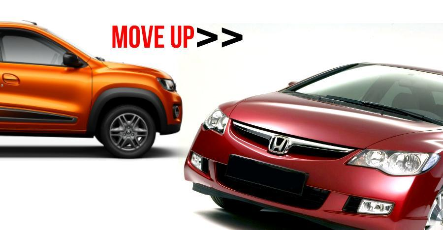 Honda City से Toyota Camry तक; Renault Kwid के दाम पर 6 प्रीमियम सेकंड हैण्ड कार्स जो आप खरीद सकते हैं!