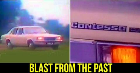 Hindustan Contessa का ये विज्ञापन आपको 70 और 80 के दशक की याद ज़रूर दिलाएगा [वीडियो ]