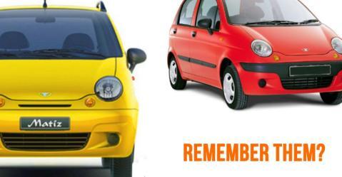 Daewoo और Mitsubishi की भूली-बिसरी कार्स जो मार्केट ने भुला दिया