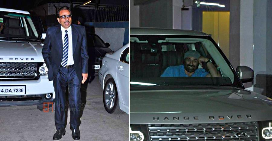 Hema Malini की Audi Q5 से Bobby Deol की Range Rover तक; Dharmendra परिवार की SUVs…