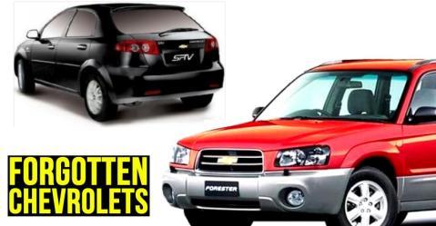 Optra Magnum से Trailblazer तक; Chevrolet और Opel की 10 कार्स जो हम समय के साथ भूल गए
