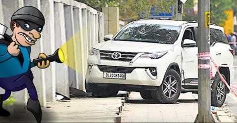सेकंड हैण्ड कार डीलर दिया करते थे Toyota Fortuners चोरी करने का ऑर्डर! दिल्ली पुलिस का खुलासा