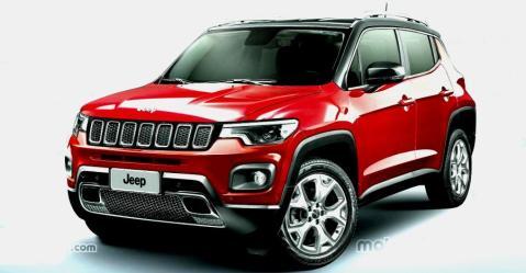 Maruti Brezza को टक्कर देने के लिए Jeep जल्द ही लाएगी सब-4 मीटर कॉम्पैक्ट SUV